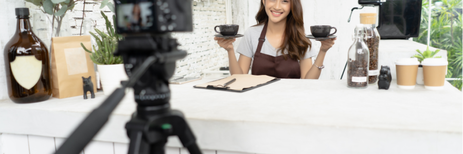 Let's sell you the new way; video marketing
